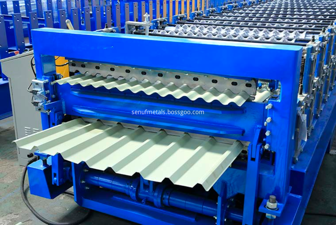 Double layer machine (4)