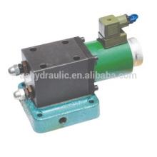 ZCFA-F8B, ZCF-F8B, ZCFA-F10B, ZCF-F10B hidráulico electroválvula de apoyo