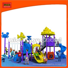 Durable Used Outdoor Playground for Plastic Garden (5237B)