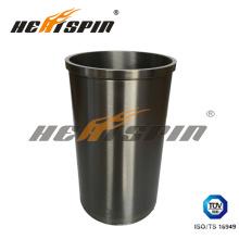 Cylinder Liner/Sleeve 6D17 Diameter 118mm for Truck Diesel Engine