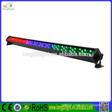 252pcs 10mm Beautiful Water & Rainbow Effect Multicolor LED Wash Bar Light