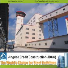 New Design Prefab Steel Building