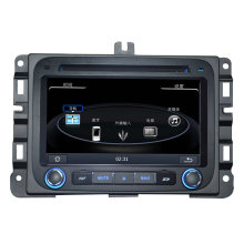 Reproductor de DVD de coche para Dodge RM 1500 GPS de navegación con 1080p HD Video Display