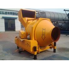 Mélangeur concret de levage hydraulique de type diesel 350L
