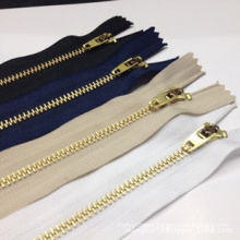 Brass Zipper 7026