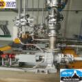 Bomba traseira do tipo de centrifugação centrífuga