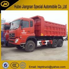 Dongfeng 6 x 4 camion à benne basculante à vendre