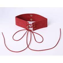 Fashion Fabric Choker Necklace Factory Prix de gros direct