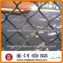 Cadeia, ligação, cerca, portão, compensações