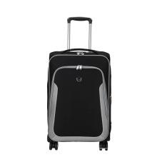 Estuche de equipaje negro Oxford ultra - silenciado