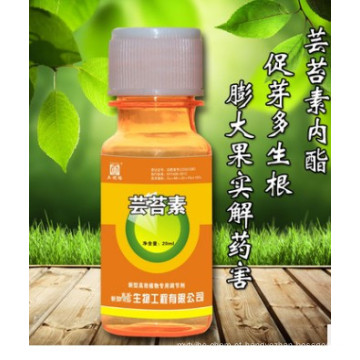 Agricultura Fertilizante Pgr Natural 4% Formulação Brassinolide