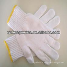 gant sans couture / tricoté sécurité / travail de qualité