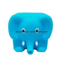 Игрушки-забавные слоны для детей, коллекционные игрушки, пластиковые игрушки