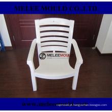 Molde de cadeira de plástico para design de volta de volta