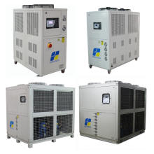 0.5HP to 60HP Air Cooled Industrial Water Chiller with Scroll Compressors