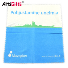 Очистка пользовательские печать микрофибры ткань объектива
