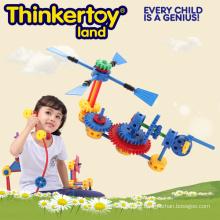 Plastic Educational Building Block for Kids