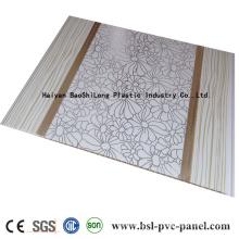 Teto do PVC do painel do PVC de 38cm * 7.5mm