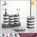 Moderne und zeitgenössische runde keramische Bad- und Küchenzubehör