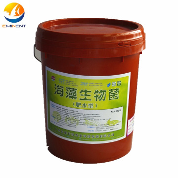 Bio fertilizante de algas para la pesca y purificador de agua