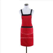 Customized Unisex Promotion Cotton Cooking Kitchen Apron