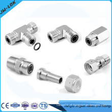 316, 304 O-ring Face Seal Fitting