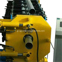 Φως σωλήνα Downspout Roll Forming Machine