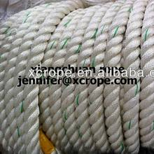10 Years for Best Nylon Rope, 8 Strand Nylon Rope, 12 Strand Nylon Rope, Nylon Winch Cable, Nylon Polyamide Rope Manufacturer in China 3 Strands Nylon Rope export to Canada Manufacturers