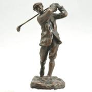Harry Vardon Bronze Golf tượng bán