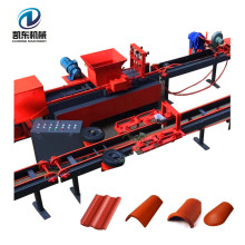 Professional production high quality full automatic concrete roof tile making machine