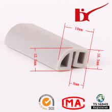 Heat Resistant Silicone Rubber Strips with Competitive Price