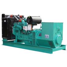 180Kva Бесшумный дизельный дизельный генератор Cummins