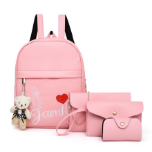 New Fashion Women School Backpack Cute Printing