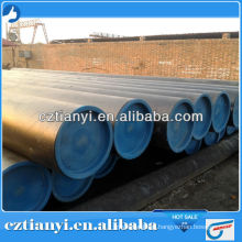 Germany standard Din 1629 Din 17175 st 45 st 37 st 52 st45.8 seamless steel pipe CANGZHOU TIANYI STEEL PIPE CO,.LTD