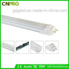 PF> 0.9 600mm 9W Tube T8 LED de China Hecho