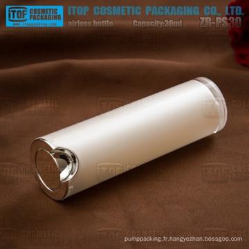 ZB-PS30 30ml 100 % qualité inspection raisonnable prix flacons airless de haute qualité acrylique 30ml / 50ml