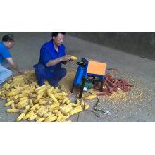 Maior ceifeira de milho de marca