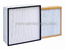 Wooden HEPA Air Filter