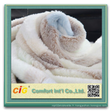 Polar Fleece Fabric / Coral Fleece Fabric for Garment
