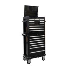 Coffre à outils à rouleau professionnel et armoire à outils combinée