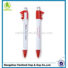 Bolígrafo personalizado novedad promocional plástico calibrador a Vernier herramienta