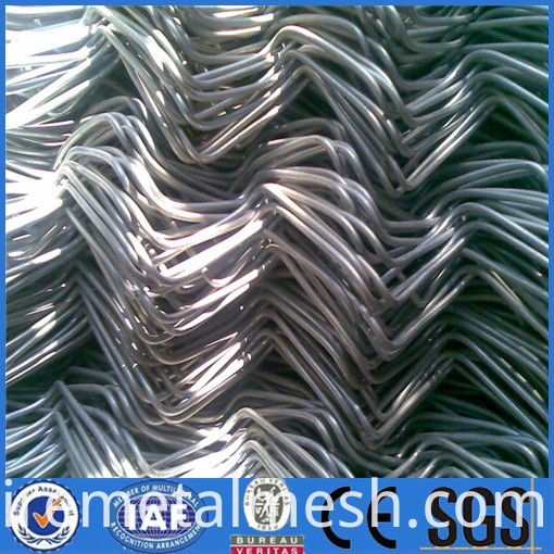 electric dipped chain link fence