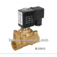 Válvula solenóide de 2/2 vias, alta pressão