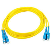 Câble de raccordement fibre optique / jaune