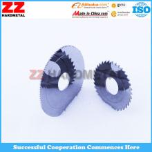 Zement-Hartmetall-Schneidsägen Rundmesser Yl10.2 Ys2t Yg6X K10 K20