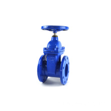 ductile iron Extended stem gate valve with manufacturer price