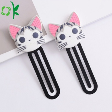 Bestverkopende Silicone Bookmark Cartoon te koop