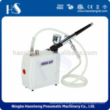 China Holiday Set Airbrush Cosmetic Makeup System Tool Air Compressor