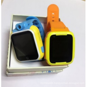 3G GPS Tracker Support 22 Languages for Kids with Camera