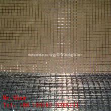 Malla de alambre soldada con agujero cuadrado